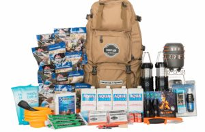 Premium Family Emergency Survival Bag