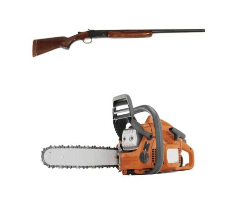 evil dead weapons