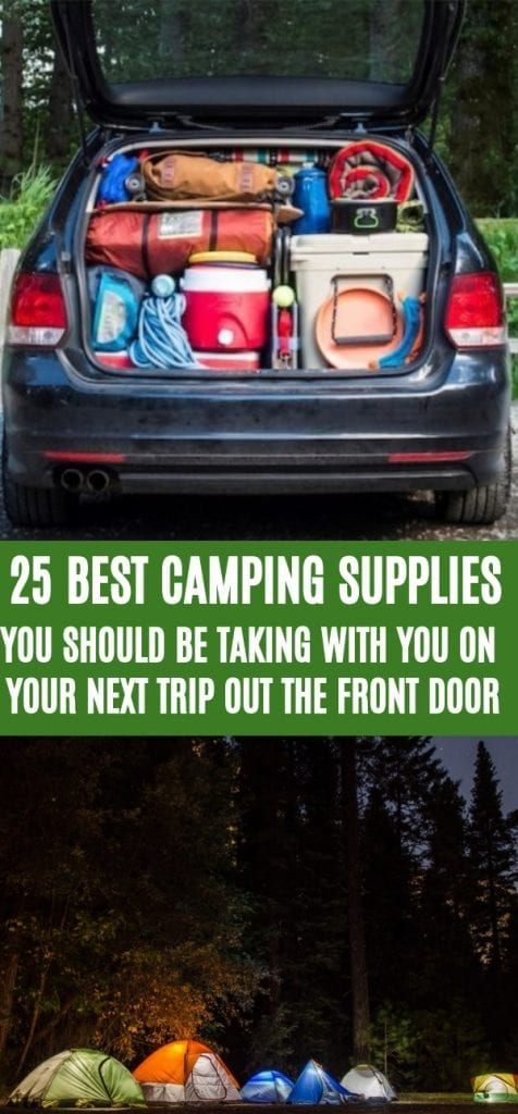 Best camping gear for the outdoors