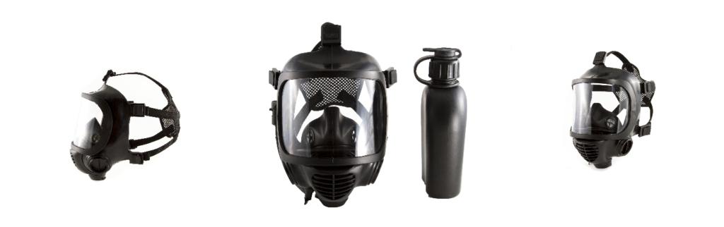 MIRA Safety CM-6M CBRN Gas Mask