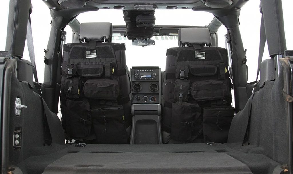 shtf vehicle gear