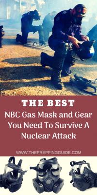 gas masks nuclear