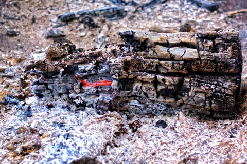 how to make a dakota fire hole