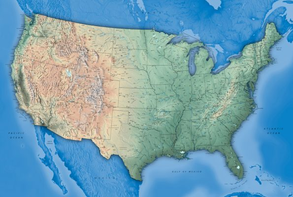 Top States to Live Off the Grid