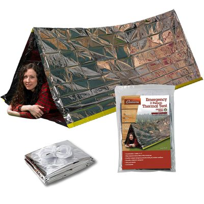Grizzly Gear Emergency Thermal Tent-