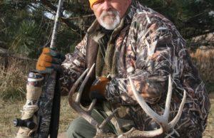 540 yards whitetail kill
